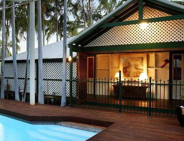MCALPINE HOUSE HOTEL, BROOME | Historical Accommodation with